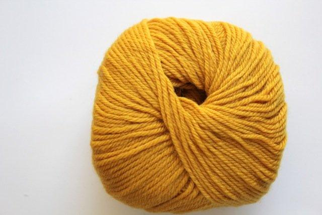 Heirloom Merino Magic 8ply - mustard 509