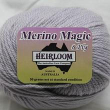 Heirloom Merino Magic 8ply - grey 206