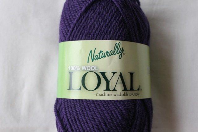 Loyal 8ply (DK) - violet 927