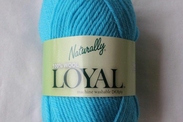 Loyal 8ply (DK) - aqua 931