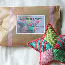 Crochet kits - Make a Sunny Star!