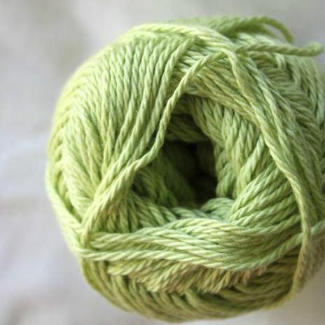 Heirloom Cotton 8ply -lime 689