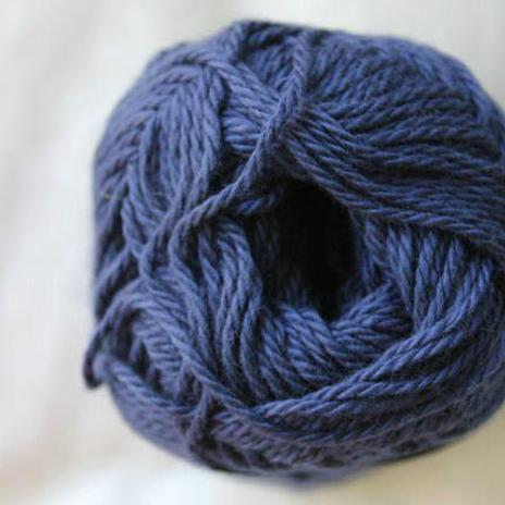 Heirloom Cotton 8ply -navy blue 618