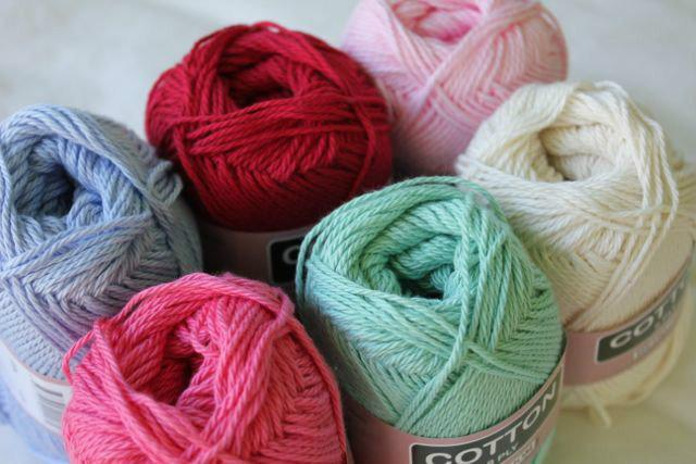 Heirloom Cotton 8ply -pale pink 605