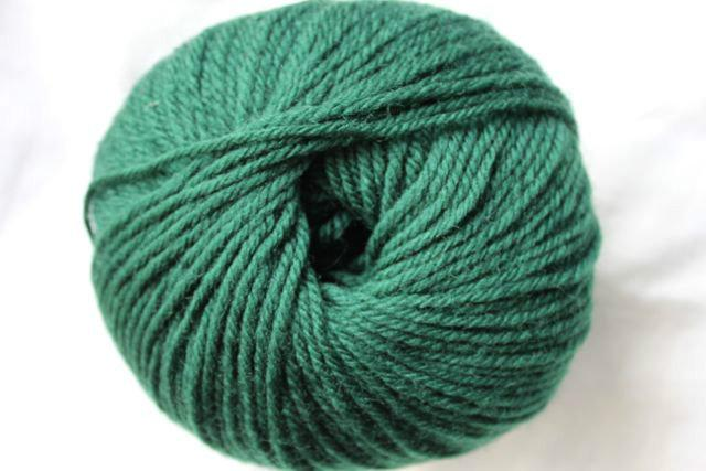 Heirloom Merino Magic - deep forest 519