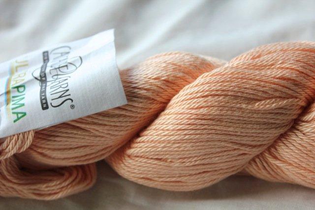 Cascade Ultra Pima - 3753 White Peach