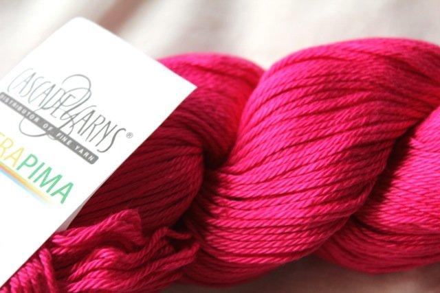 Cascade Ultra Pima - 3702 Pink Sapphire