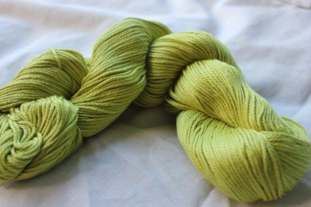 Cascade Ultra Pima - 3746 Chartreuse
