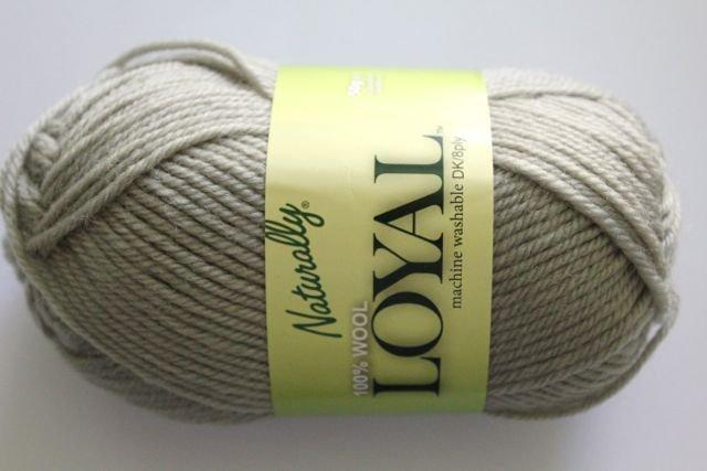 Loyal 8ply (DK) - sage grey 948