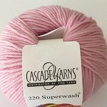 220 Superwash - Strawberry Cream 894