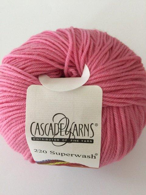 220 Superwash - Rose Petal 838