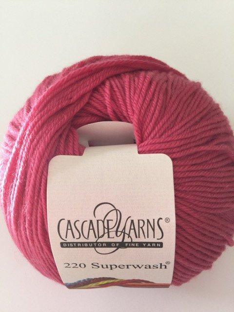 220 Superwash - Flamingo Pink 903