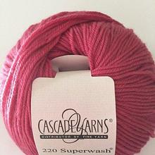 220 Superwash - Flamingo Pink 903