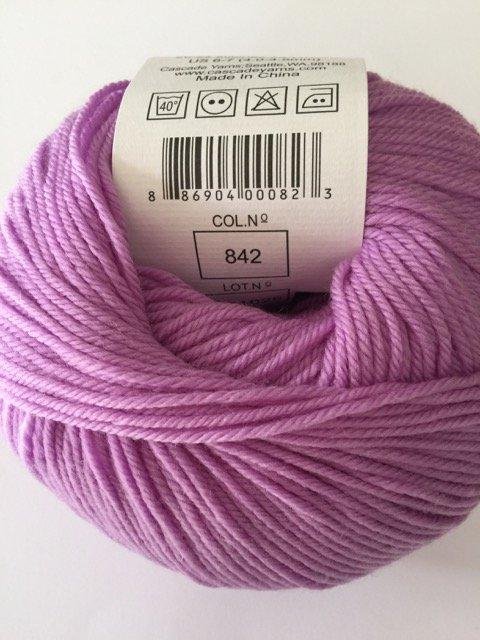 220 Superwash - Light Iris 842