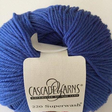 220 Superwash - Hyacinth 814