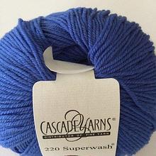 220 Superwash - Hyacinth 814