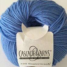 220 Superwash - Blue Horizon 896