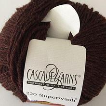 220 Superwash - Cordovan 863