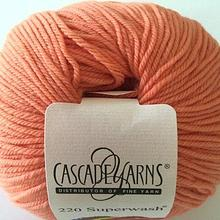 220 Superwash - Coral 827