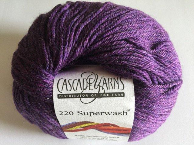 220 Superwash - Heather 1969