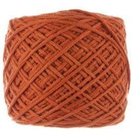 Nikkim Cotton - Burnt Orange 581