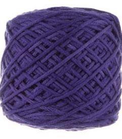 Nikkim Cotton - Dark Purple 526
