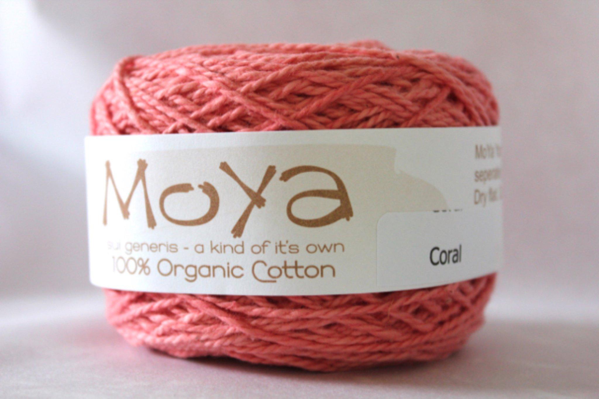 MoYa Whisper - Coral