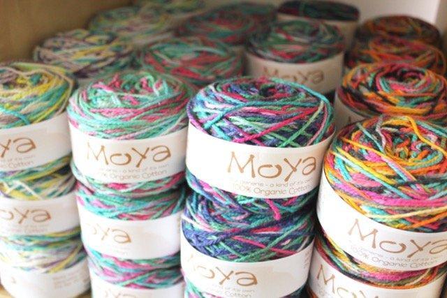 MoYa Variegated - Tie Dye