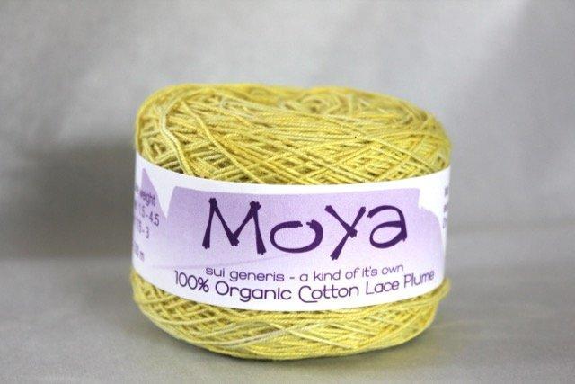 MoYa Lace Plume -Lemoncello