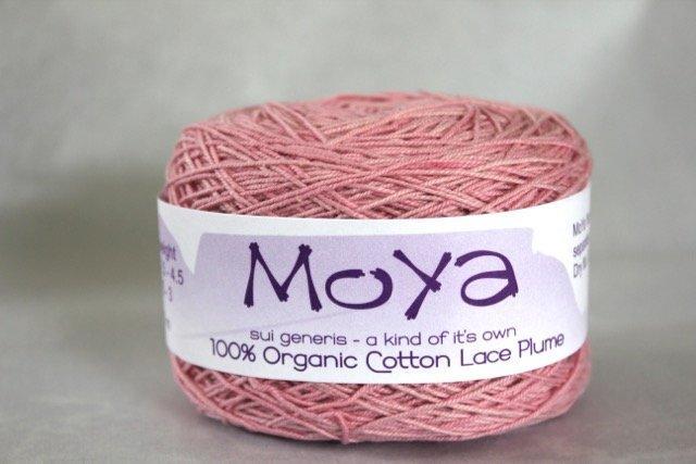 MoYa Lace Plume -Rouge