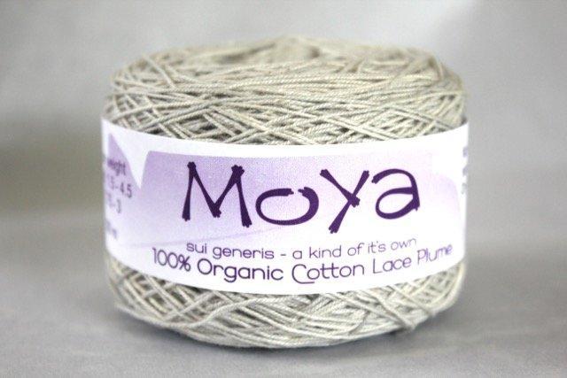 MoYa Lace Plume - Platinum