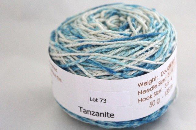 MoYa Confetti - Tanzanite