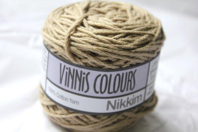 Nikkim Cotton - Cappuccino 544
