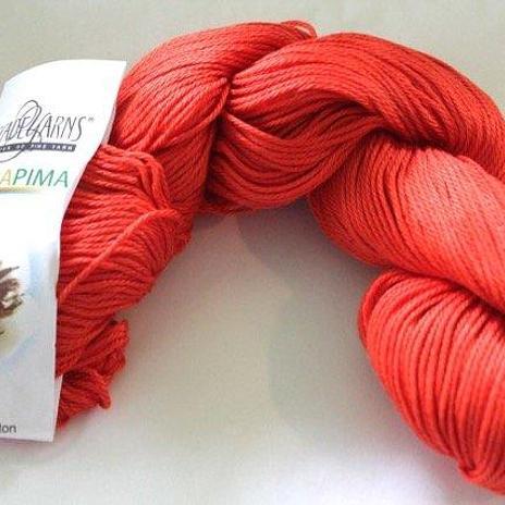 Cascade Ultra Pima - 3804 Blood Orange