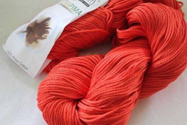 Cascade Ultra Pima - 3804 Blood Orange
