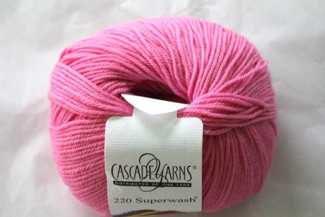220 Superwash - Cotton Candy 901