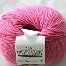 220 Superwash - Cotton Candy 901