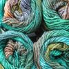 Noro Silk Garden - 426 ( greens, aquas, khaki)