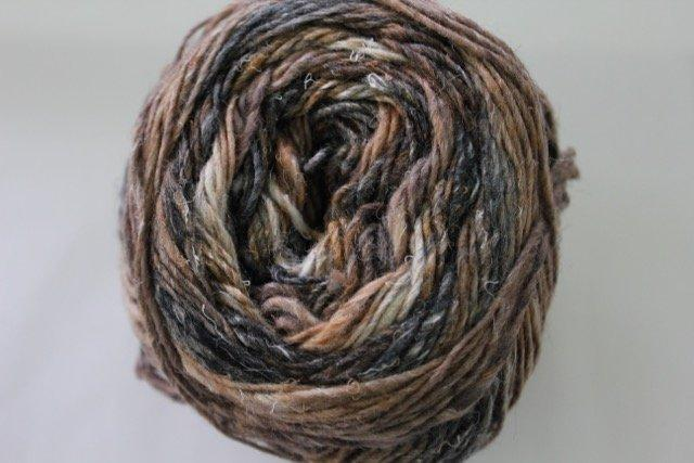 Noro Silk Garden Sock - S267 (browns, greys)