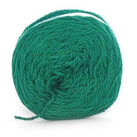Nurturing Fibres Eco Cotton - Emerald