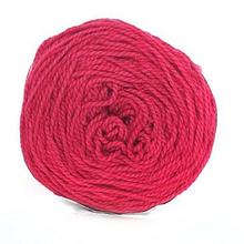Nurturing Fibres Eco Cotton - Ruby Pink