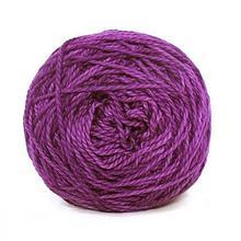 Nurturing Fibres Eco Cotton - Violet