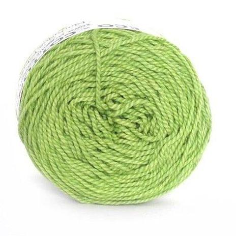 Nurturing Fibres Eco Cotton - Lime