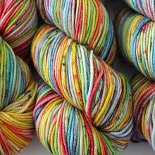 Kate Selene DK Superwash - Rainbow Sherbet