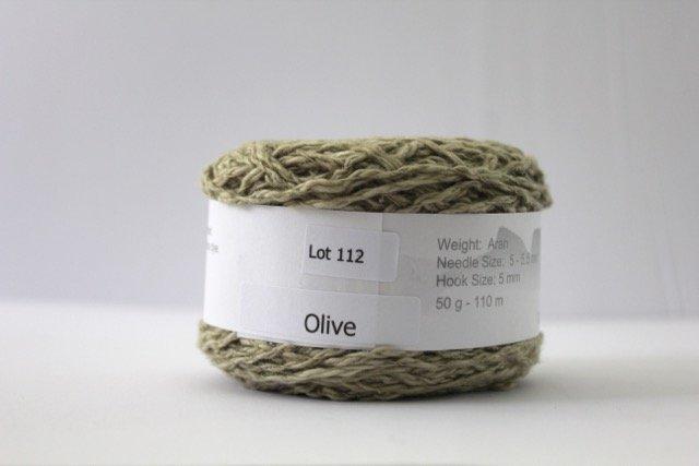 MoYa Caresse - Olive