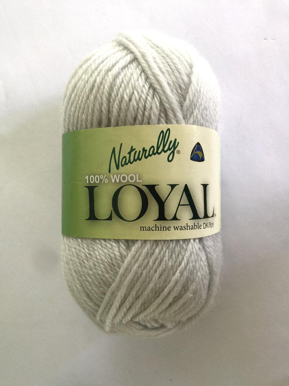 Loyal 8ply (DK) - ghost 967