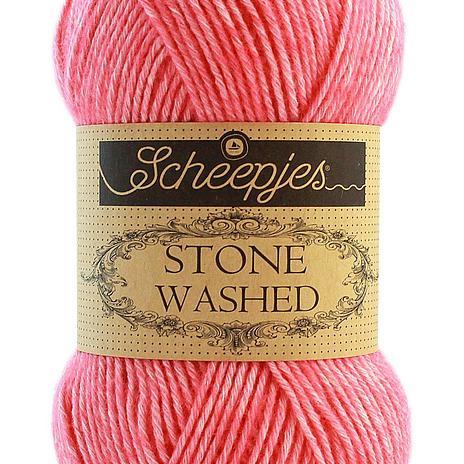 Scheepjes Stone Washed - Rhodochrosite 835