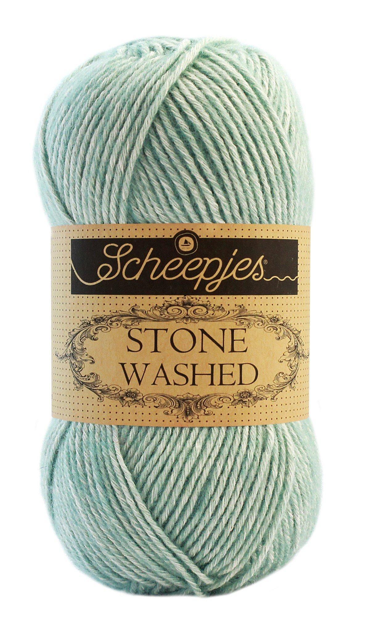 Scheepjes Stone Washed - Larimar 828