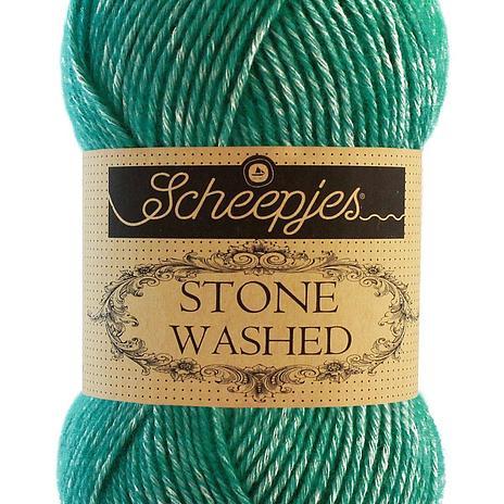 Scheepjes Stone Washed - Malachite 825