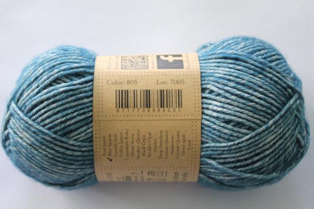 Scheepjes Stone Washed - Blue Apatite 805